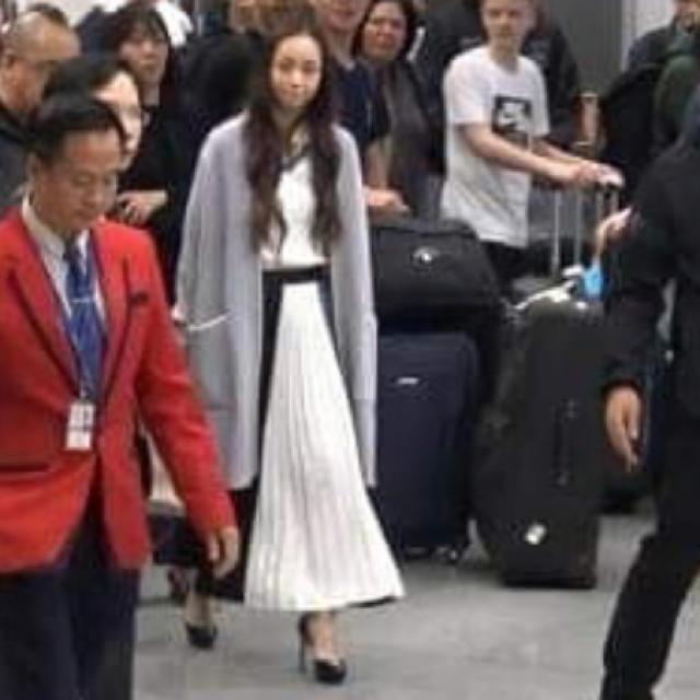 ZARA(ザラ)の安室奈美恵 着用 香港 私服 レディースのジャケット/アウター(