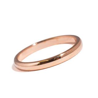 サイズ充実 1号~ チタンステンレス ピンキーリング関節リング(リング(指輪))