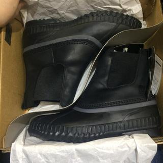 ソレル(SOREL)のソレル ブーツ サイドゴア 27センチ 新品!(ブーツ)