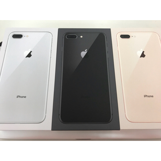 アイフォーン(iPhone)のiPhone8plus 64g (スマートフォン本体)