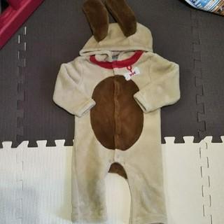 キャサリンコテージ(Catherine Cottage)のフリース素材 茶色 着ぐるみ  犬  キャサリンコテージ(その他)