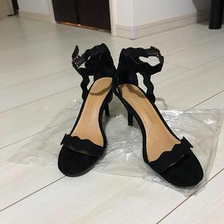 チャイニーズランドリー(CHINESE LAUNDRY)の美品 海外人気ブランド chinese laundry サンダル ヒール 靴(サンダル)