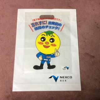 NEXCO西日本のクリアファイル(クリアファイル)