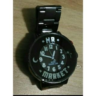 ハリウッドランチマーケット(HOLLYWOOD RANCH MARKET)のハリウッドランチマーケットのネオンウォッチ(中古)(腕時計(アナログ))