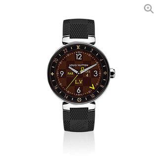 ルイヴィトン(LOUIS VUITTON)のLouis Vuitton ヴィトン タンブール ホライゾン  時計(その他)