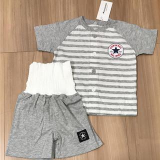 コンバース(CONVERSE)の新品タグ付き90半袖パジャマ腹巻き付きコンバース(パジャマ)