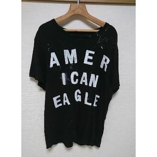 アメリカンイーグル(American Eagle)のアメリカンイーグル ロゴT(Tシャツ/カットソー(半袖/袖なし))
