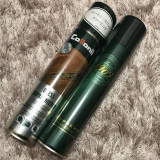 コロニル(Collonil)のコロニル シュプリーム ワックススプレー+ドレスインプレグニーラー(日用品/生活雑貨)