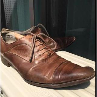 アルフレッドバニスター(alfredoBANNISTER)のALFREDO BANNISTER 革靴  最終値下(ローファー/革靴)