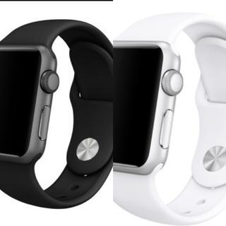 黒38 ピンク グレー Sサイズ(腕時計(デジタル))
