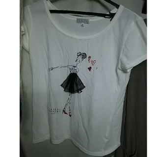 バーニーズニューヨーク(BARNEYS NEW YORK)のBARNEYS NEWYORK Tシャツ (Tシャツ(半袖/袖なし))