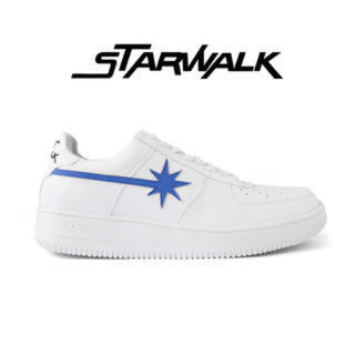 STARWALK SNEAKER【White / US 5】(スニーカー)