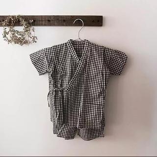 ムジルシリョウヒン(MUJI (無印良品))の無印 甚平(甚平/浴衣)