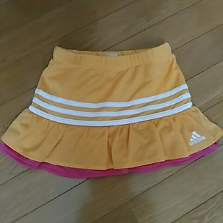 アディダス(adidas)のアディダス スカート キュロット 110cm(スカート)