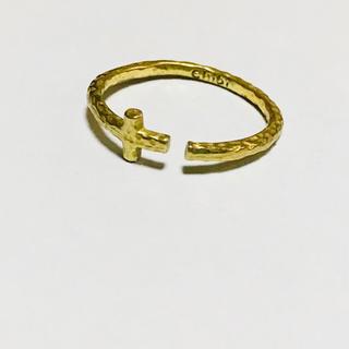 チビジュエルズ(Chibi Jewels)のChibijewels クロスリング(リング(指輪))