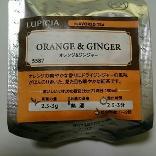 ルピシア(LUPICIA)のHARU様専用 ルピシア    オレンジ&ジンジャー 50g(茶)
