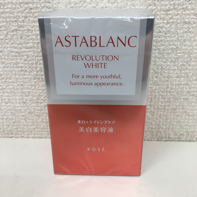 ASTABLANC(アスタブラン)のコーセー アスタブラン レボリューション ホワイト 美白美容液 30ml コスメ/美容のスキンケア/基礎化粧品(美容液)の商品写真