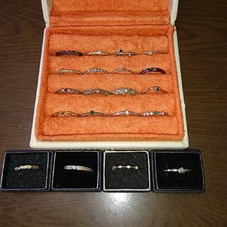 フェリシモ(FELISSIMO)のフェリシモ 指輪セット(リング(指輪))