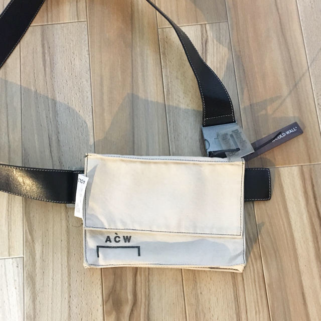 a cold wall small bag size l 本革の通販 by ラクマ