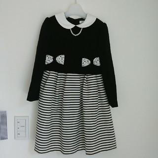 サンカンシオン(3can4on)の女の子 フォーマル スーツ(ドレス/フォーマル)