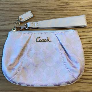 コーチ(COACH)のCOACH ミニバッグ 良品(その他)
