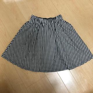ローリーズファーム(LOWRYS FARM)のローリーズファーム♡ギンガムチェックスカート(ミニスカート)
