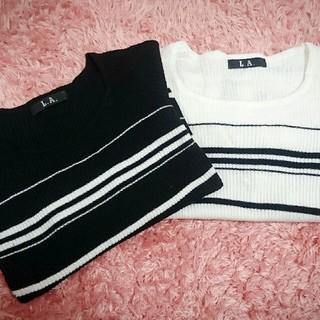 ラブジャンキー(LOVE JUNKIE)のセーターセット(ニット/セーター)