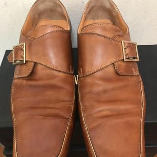 ヴェルサーチ(VERSACE)の最終値下げします‼️ベルサーチ メンズ革靴(ドレス/ビジネス)
