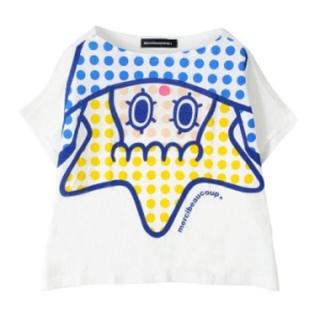 メルシーボークー(mercibeaucoup)のメルシーボークー スカイツリー限定ソラカラちゃんTシャツ(Tシャツ(半袖/袖なし))