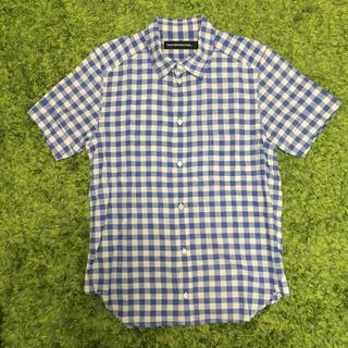 メルシーボークー(mercibeaucoup)のmercibeaucoup,メルシーボークー メンズ半袖シャツ(シャツ)
