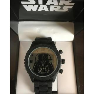 ディズニー(Disney)のディズニースターウォーズ ダースベーダー腕時計 新品 ASOS(腕時計(デジタル))