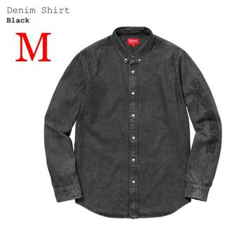 シュプリーム(Supreme)のMサイズ Supreme 18SS Denim Shirt(シャツ)