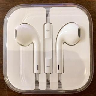 アップル(Apple)のアイフォン  イヤホン(ヘッドフォン/イヤフォン)