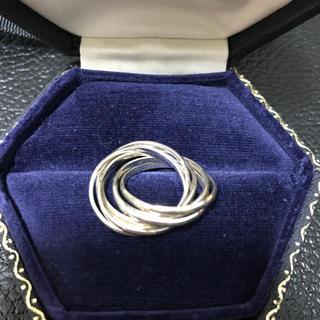 イオッセリアーニ(IOSSELLIANI)のシルバー7連リング(リング(指輪))