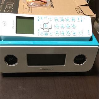 パイオニア(Pioneer)のPioneerデジタルコードレスホンTF-FD35 S 1台(その他)