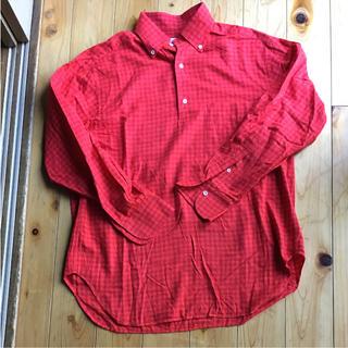 ギローバー(GUY ROVER)のギィローバー チェックシャツ(シャツ)