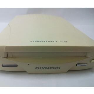 オリンパス(OLYMPUS)の【mk007様専用】外付けMOドライブ(PC周辺機器)