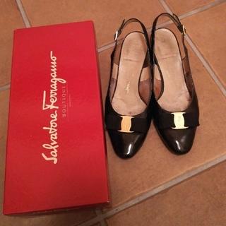 サルヴァトーレフェラガモ(Salvatore Ferragamo)のFerragamo靴(ハイヒール/パンプス)