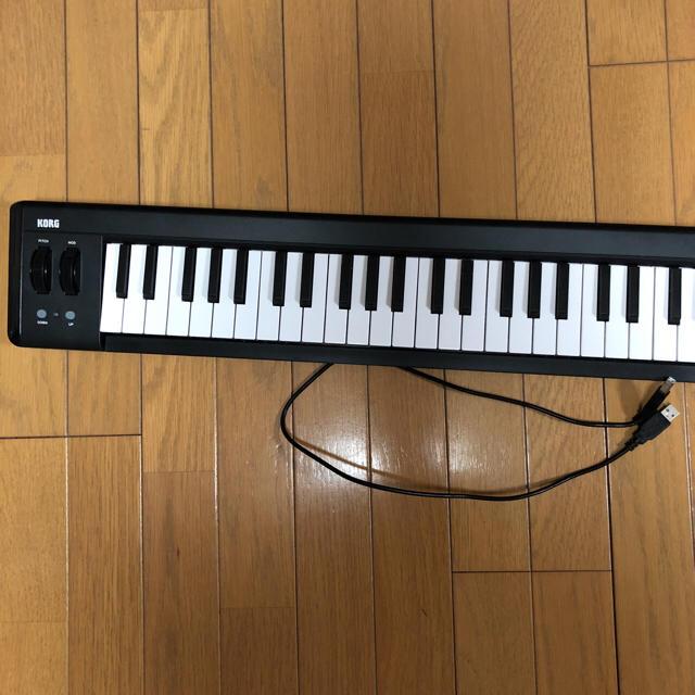 KORG(コルグ)のKORG USB MIDI キーボード microKEY2-61 マイクロキー2 楽器のDTM/DAW(MIDIコントローラー)の商品写真
