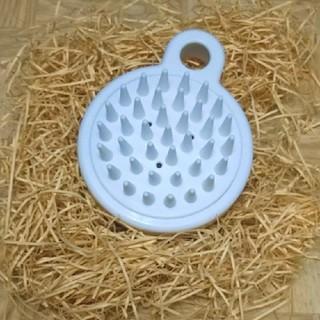 ムジルシリョウヒン(MUJI (無印良品))の頭皮ブラシ お風呂用(バスグッズ)
