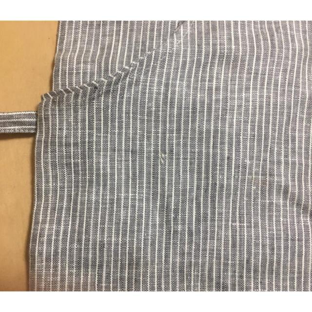 fog linen work(フォグリネンワーク)のfog linen work リネン エプロン インテリア/住まい/日用品のキッチン/食器(その他)の商品写真