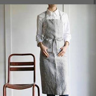 フォグリネンワーク(fog linen work)のfog linen work リネン エプロン(その他)