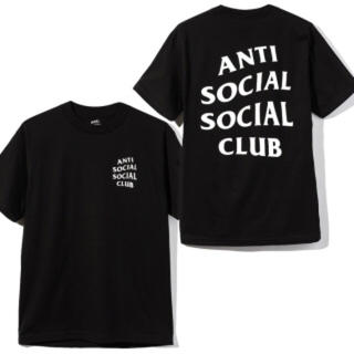 アンチ(ANTI)のanti social social club アンチソーシャルソーシャルクラブ(Tシャツ/カットソー(半袖/袖なし))