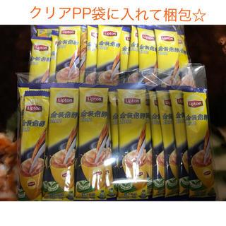 ネスレ(Nestle)の【香港限定】リプトンの香港式濃厚ミルクティー 30杯 ミルクティースティック(茶)