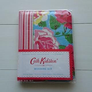 キャスキッドソン(Cath Kidston)のキャスキッドソン ノートタイプ ソーイングセット(その他)