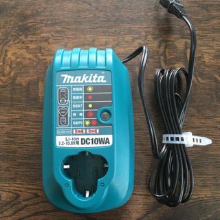 マキタ(Makita)のマキタ DC10WA 充電器(バッテリー/充電器)