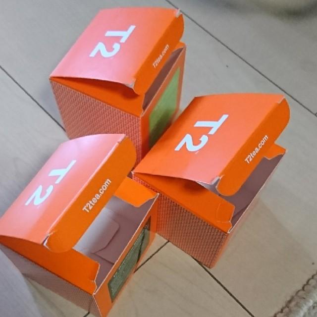 T2  紅茶 茶葉 食品/飲料/酒の飲料(茶)の商品写真
