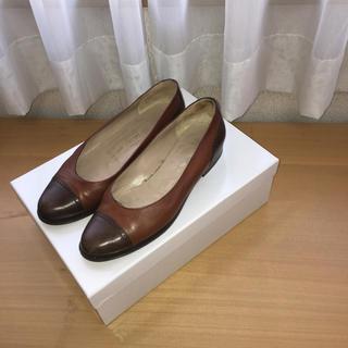 ブルーノマリ(BRUNOMAGLI)のブールーノマリコンビニフラットシューズ(ローファー/革靴)
