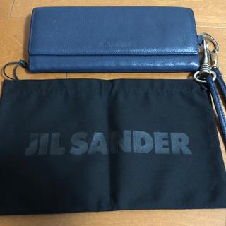 ジルサンダー(Jil Sander)のJIL SANDER ジルサンダー 長ザイフ(財布)