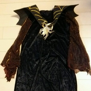 スパイダーウィッチのコスチューム(その他ドレス)